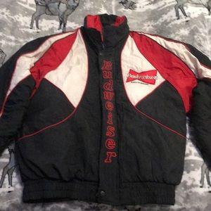 Budweiser mens coat